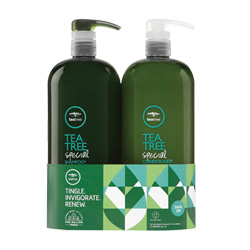TEA TREE TINGLE LITER DUO